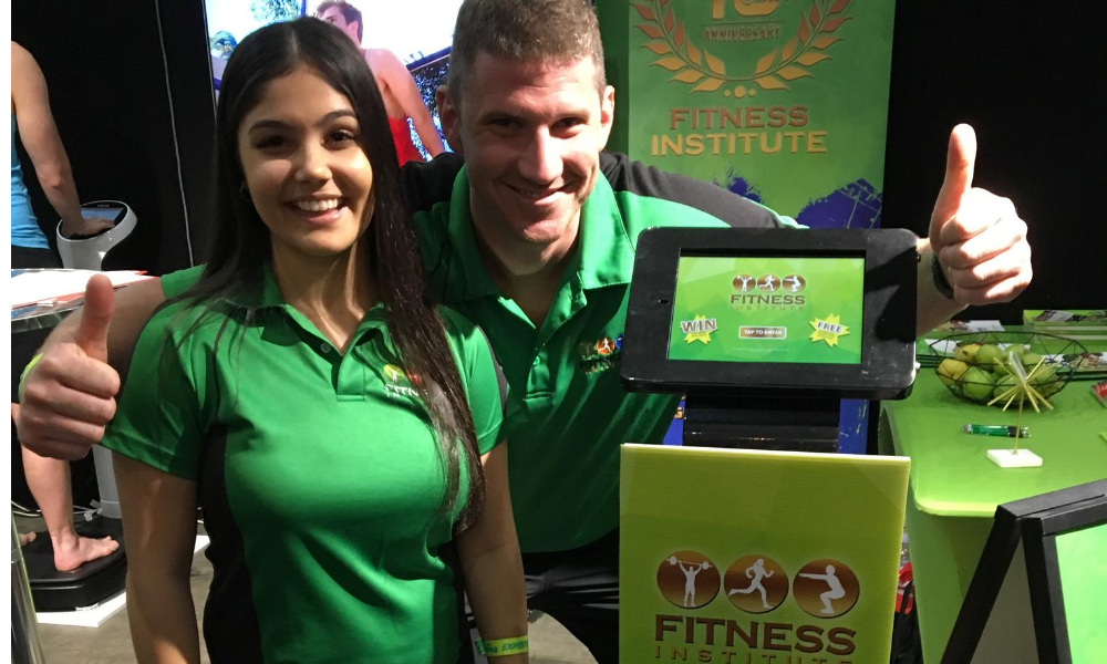Fitness Institute – Arnold Sports Festival Brand Activation